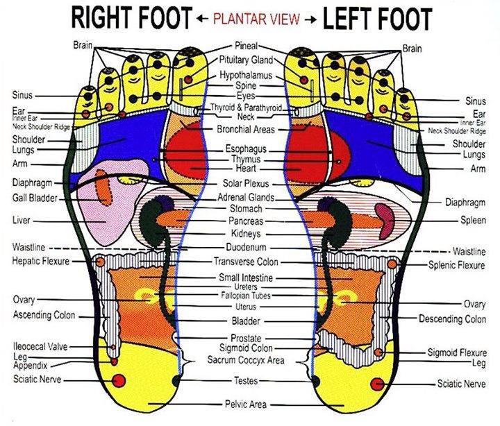 Foot Our Voice Matters